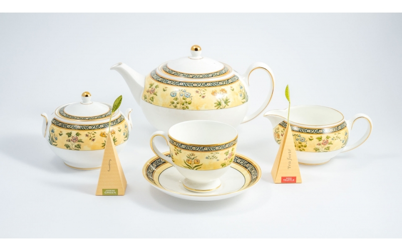 Set da 6 tazze da tè India Wedgwood
