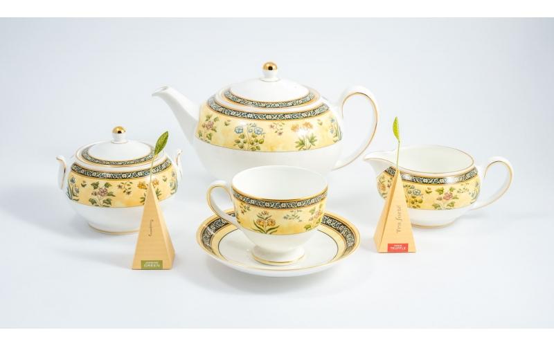 Set da 6 tazze da tè India Wedgwood