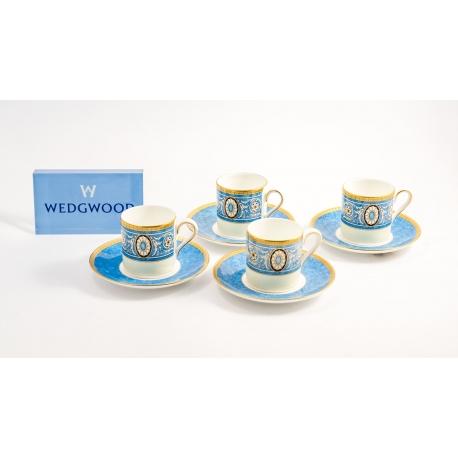 Set da 12 tazze da caffè Madeleine Wedgwood