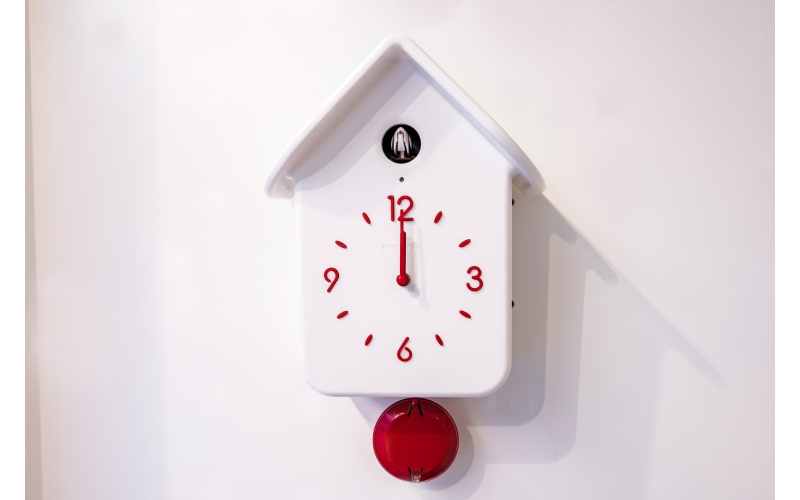 QQ orologio a cucù con pendolo Guzzini