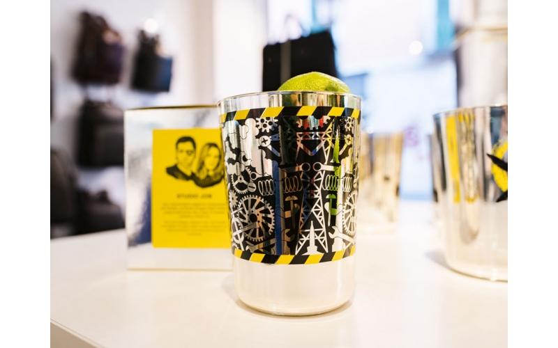 Bicchiere GIN TONIC di Julien Chung